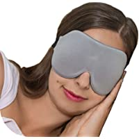 ComfyMed® Sleep Mask CM-EM17 - Best Night and Travel 3D Eye Mask for Men and Women