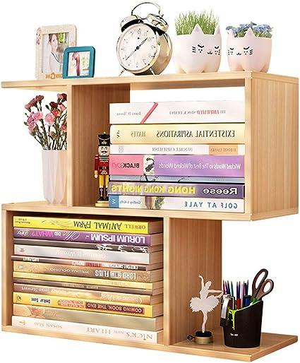 Estantería pequeña para libros simple para estudiantes ...