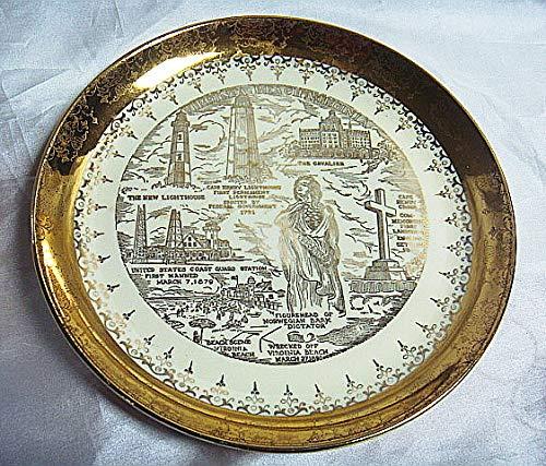 SABIN Vintage Retro State of Virginia Crest-O-Gold 7.25