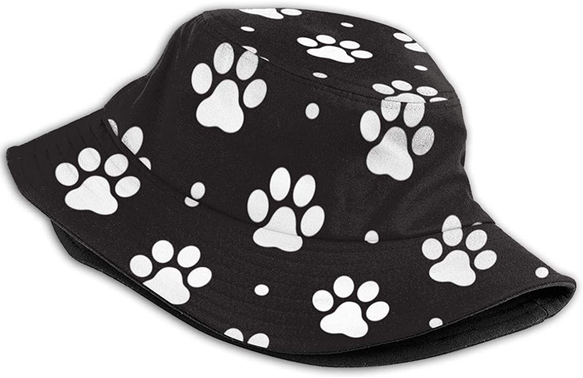 Cool Snapback Hat for Unisex Mens and Womens 100/% Polyester Cat Paw Dog Paw4 Baseball Cap