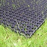 Heavy Duty Rubber Grass Mat 1.5m x 1m Childrens Playground Garden Safety Floor Matting