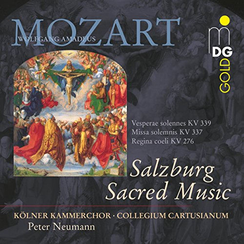 Missa solemnis in C Major, K. 337: V. Sanctus
