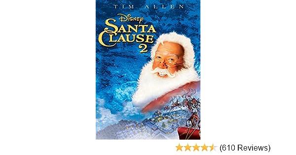amazoncom the santa clause 2 tim allen judge reinhold wendy crewson elizabeth mitchell amazon digital services llc - Books About Santa Claus 2