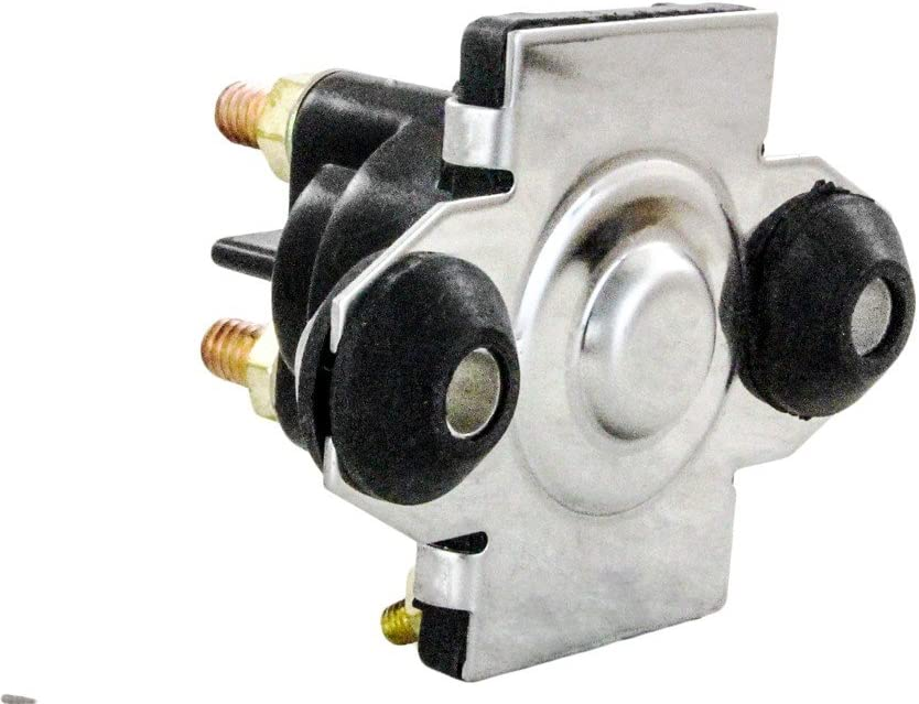 NEW FOUR POST SOLENOID FITS MERCURY MARINE 89-825842A1 89-850188A1 18-5820
