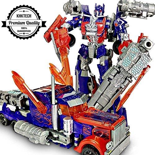 Optima Transformer (SmarttToy Action Figures Robot Toys - OPTIMA)