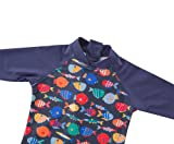 Baby Boys Swimsuit Toddlers Sun Protective One