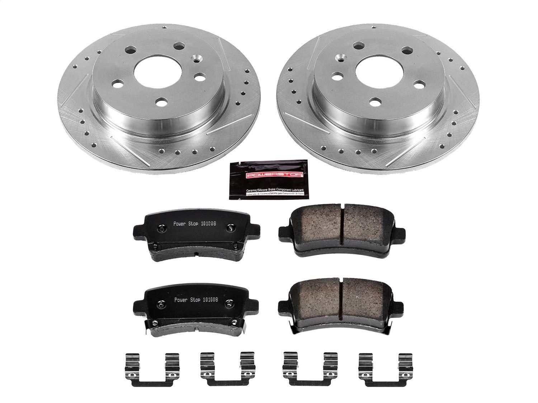 Auto 7 Fits 2014-10 Hyundai TUCSON Parking Brake Shoe Set