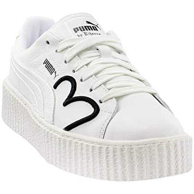 cheap for discount 6f479 f3ee8 Amazon.com | PUMA Fenty by Rihanna Creeper Clara Lionel ...