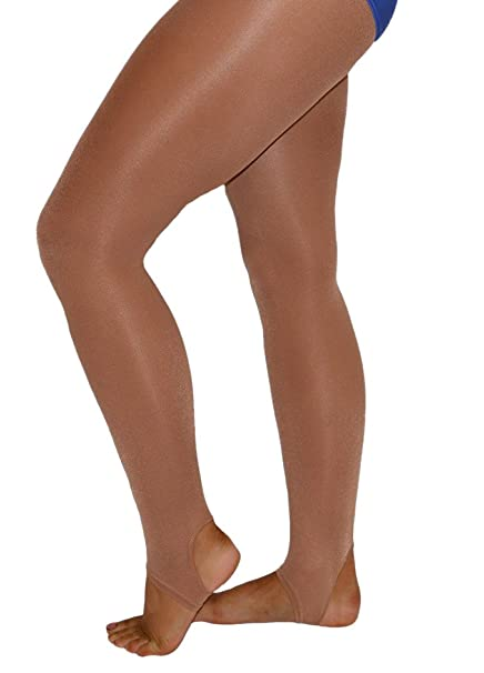 5c79e33eb33ee Silky Women's Stirrup Shimmer Ballet Dance Tights at Amazon Women's  Clothing store: