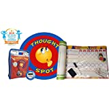 Thought Spot - Reward Chart & The Portable Parenting Time Out Mat with Digital Timer- 24 inch Diameter Made from Recyclable Non-Toxic Materials)