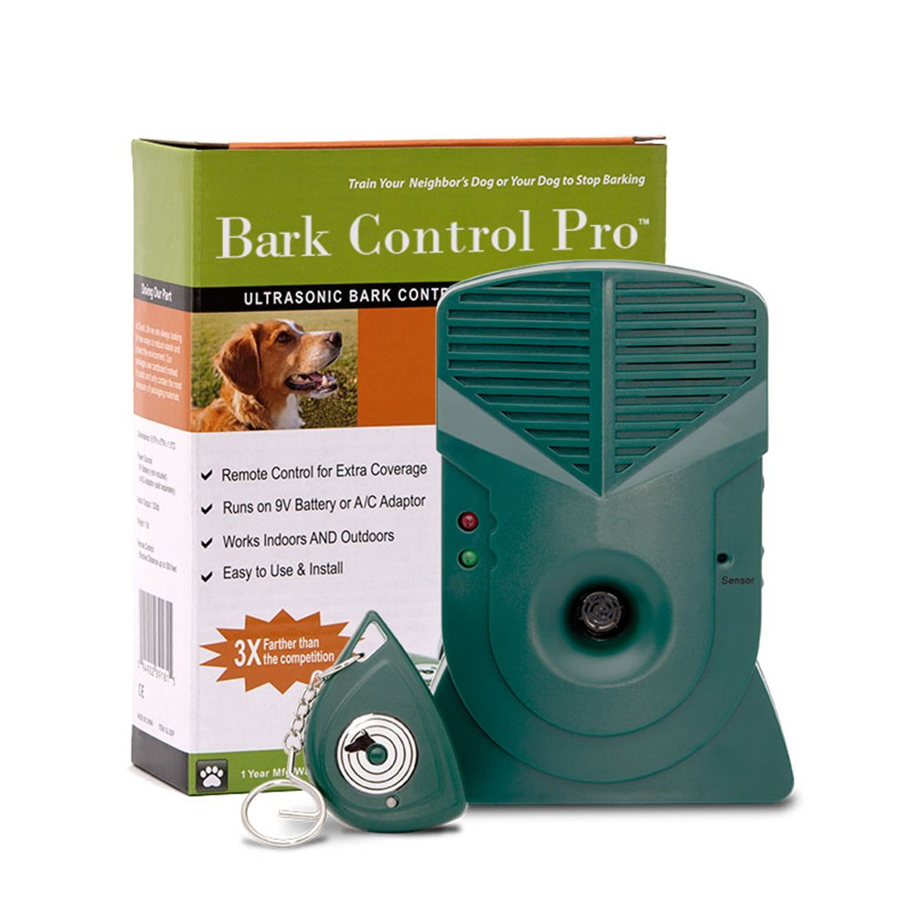 Amazon Bark Control Pro Humanely Stop Your Or Your Neighbors