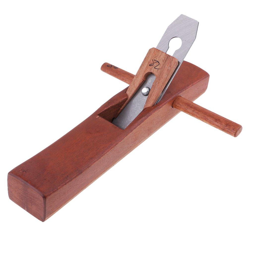 Flameer 14'' Flat Plane Bottom Edged Wood Hand Planer Carpenter Woodworking DIY Tool