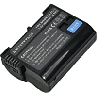 EN-EL15 Battery for Nikon EN-EL15a EN-EL15e D500 D600 D610 D7000 D7100 D7200 D7500 D750 D800 D800E D800s D810 D810a Z7 Z6 One V1