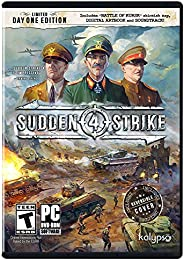 Sudden Strike 4 (PC DVD) - PC