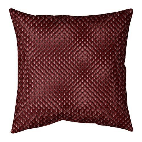 Artverse Katelyn Smith 16 X 16 Indoor Outdoor Uv Properties Waterproof And Mildew Proof Kentucky Canvas Pillow Home Kitchen Throw Pillows