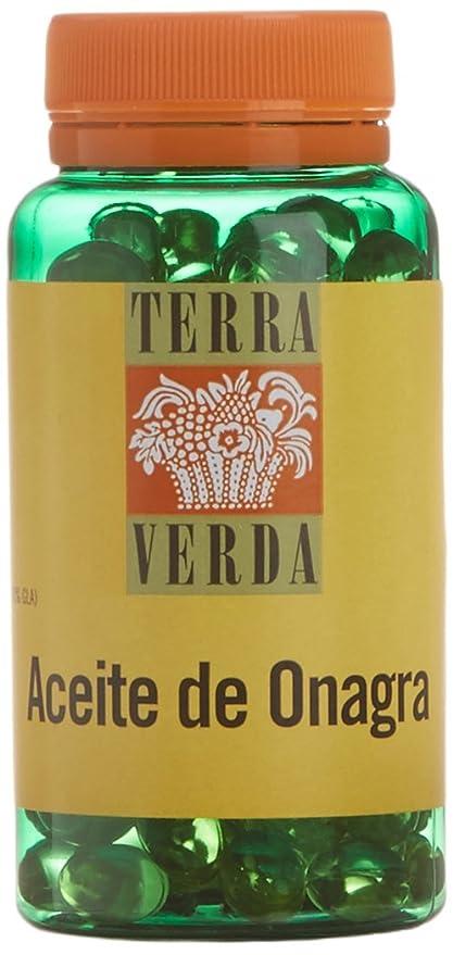 TERRA VERDA - Onagra 125Perlas 500Mg