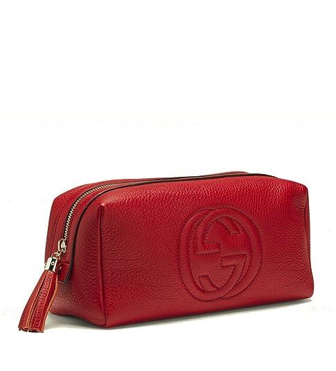 ed9d9f306ddf Amazon.com: Gucci Soho Disco Bag Curcuma Golden Yellow Leather Crossbody Bag  with Gold Hardware: Shoes
