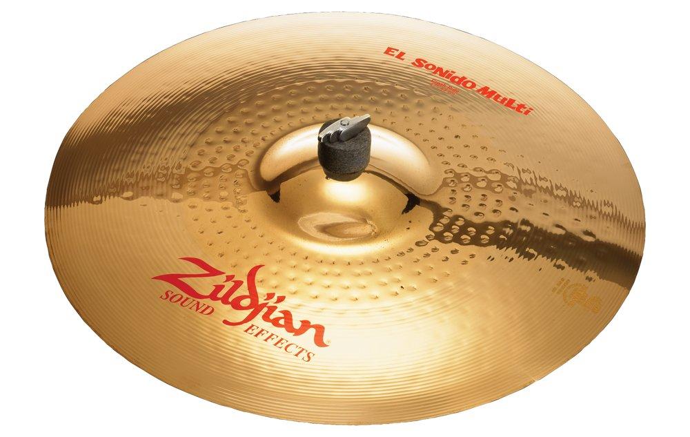Zildjian 17'' El Sonido Multi Crash Ride Cymbal by Avedis Zildjian Company