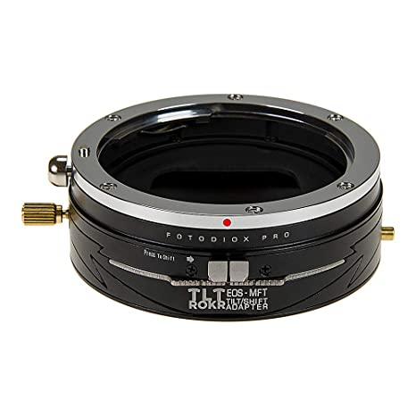 Buy Fotodiox Pro Tlt Rokr - Tilt/Shift Lens Mount Adapter for Canon
