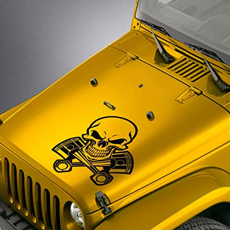 Jeep Decal  TJ  JK  LJ    Vinyl Sticker Decal