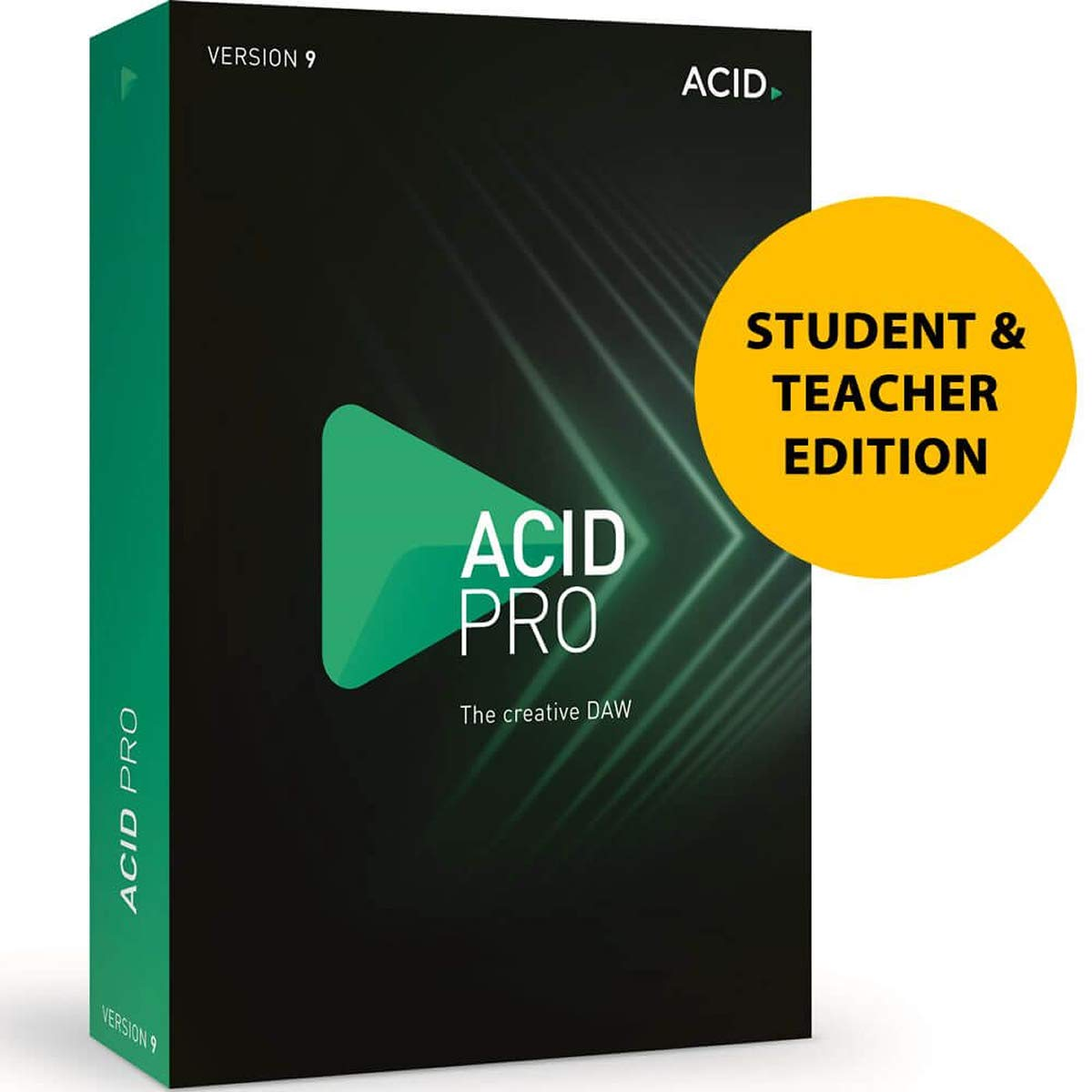 MAGIX Acid Pro 9 for Students & Teachers - Loop-Based Music Production, Powerful Multitrack Recording, Creative DAW by Magix-Genesis