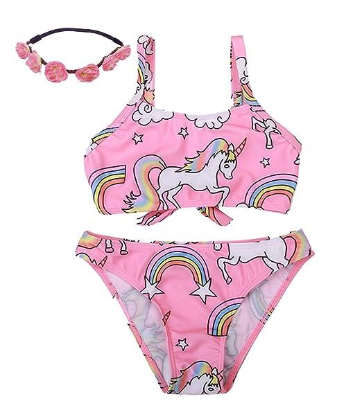 Baby Girls Swimming Toddler Girls Swimwear Suits Baby Cartoon 3pcs Swimming Bathing Suit Girl Swimsuit Luggage & Bags