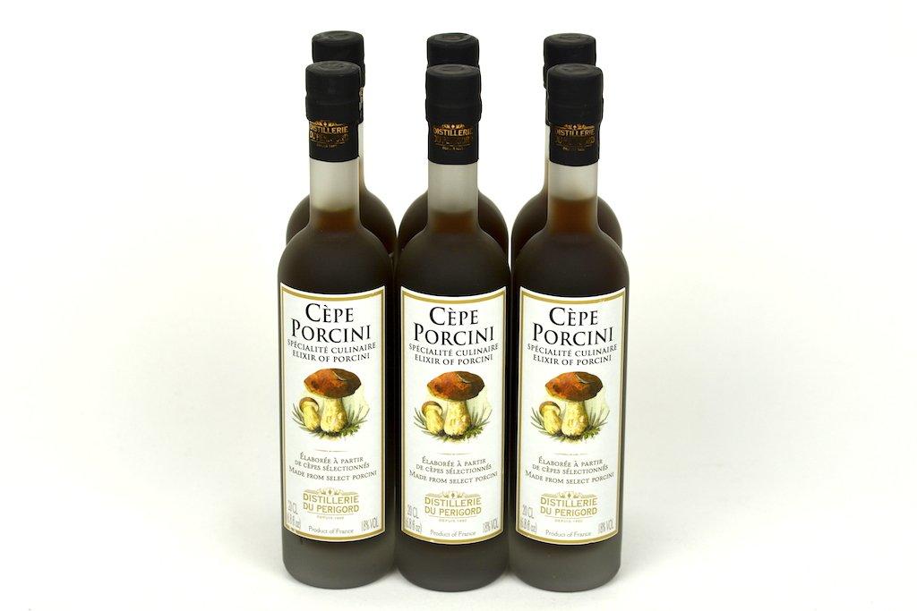 Distillerie du Perigord Elixir of Cepe Porcini 20cl (6.8oz) Case of 6 Units- Wholesale by Distillerie Du Perigord