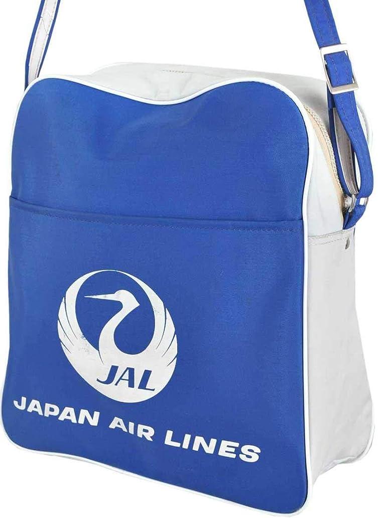 ヴィンテージ1970年代日本製 JAPAN AIR LINES 日本航空エアラインバッグ