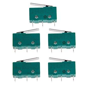 jenor 3d impresora accesorio 5 unidades) kw4 – 3z – Interruptor de ...