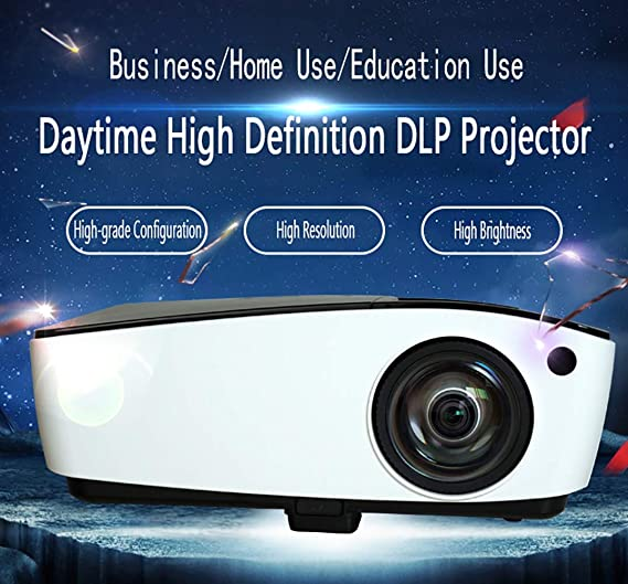 Proyector DLP HD1080p 4000 lúmenes Enfoque Ultra Corto 300 ...