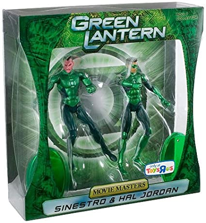 Green Lantern Movie Masters Series 5 Action Figure SINESTRO *new*