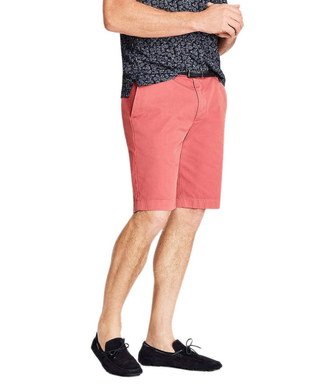 292cf3f40e Brooks Brothers Mens Garment-Dyed Cotton Stretch Chino Shorts 10