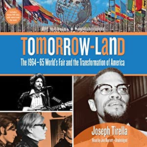 Tomorrow-Land Audiobook