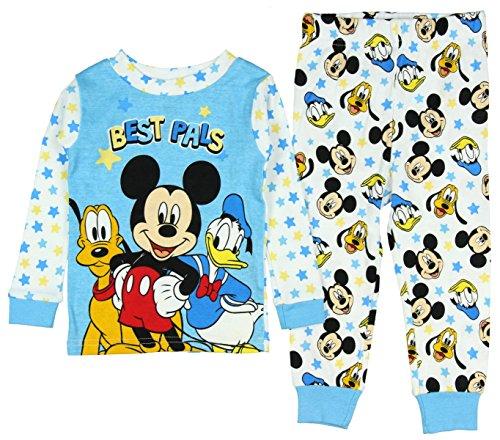 Disney Mickey Mouse Donald Pajama