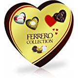 Ferrero Collection Heart Gift Box, 10 Pieces, 3.8-Ounces