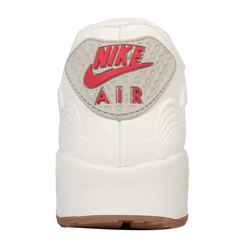 pretty nice 62033 a776c Amazon.com   Nike Women s Air Max 90 Vt (813153-100) 8 White   Running