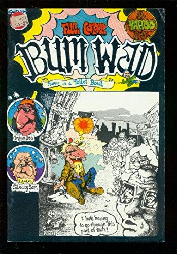 BUM WADD 1971-UNDERGROUND COMIX-INJUN JOE-ALTERNATIVE- RARE - FN