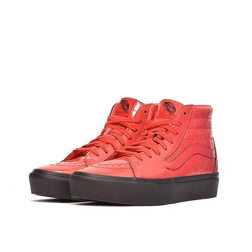chaussures vans x db sk8-hi