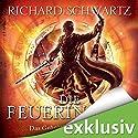Die Feuerinseln (Das Geheimnis von Askir 5) Audiobook by Richard Schwartz Narrated by Michael Hansonis