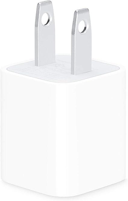 Amazon.com: Apple - Cargador de pared para iPhone 8 / X / 7 ...