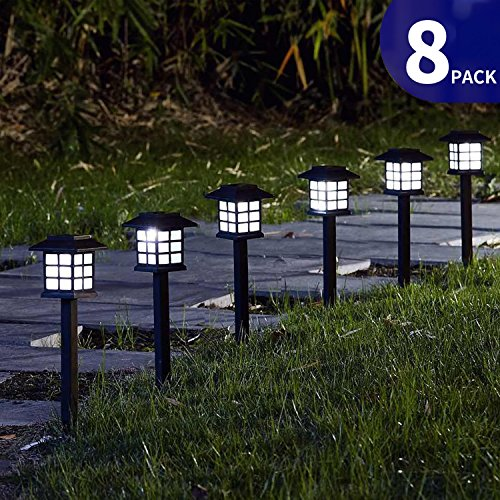 Japanese Garden Solar Lights in US - 2