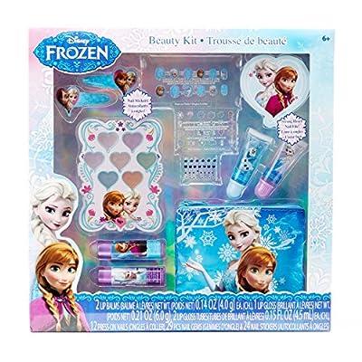 Disney Frozen Complete Beauty Kit, 70-Pieces