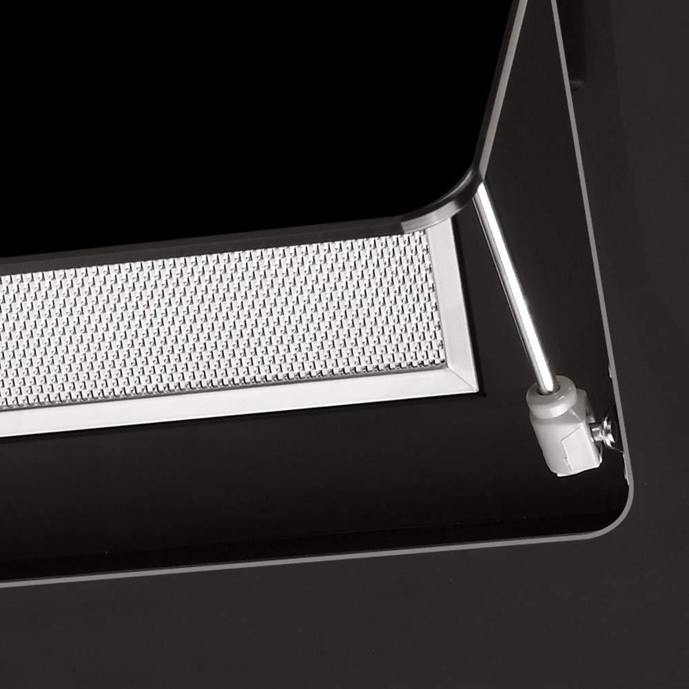 campana extractora Capucha de pared 80 cm Pantalla táctil LED KKT KOLBE: Amazon.es: Hogar