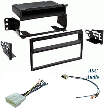 ASC Premium Kit de instalación de tablero estéreo para coche ...