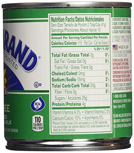 Amazon.com : Eagle Brand Sweet Condensed Milk, 14 oz : Grocery & Gourmet Food