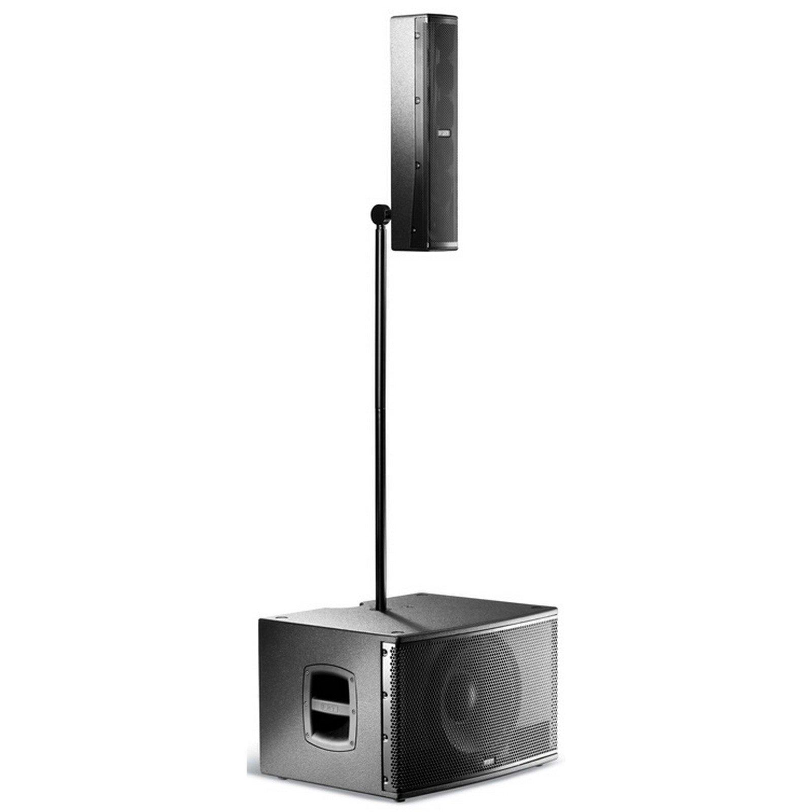 FBT Vertus CS-1000, 2 Way 1000W Line Array Speaker System Black