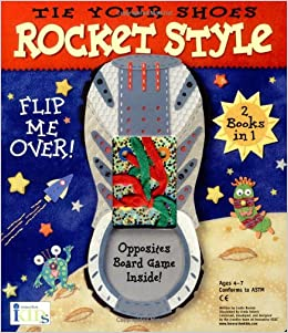Tie your shoes rocket stylebunny ears ikids linda solovic tie your shoes rocket stylebunny ears ikids linda solovic 9781584762072 amazon books ccuart Gallery