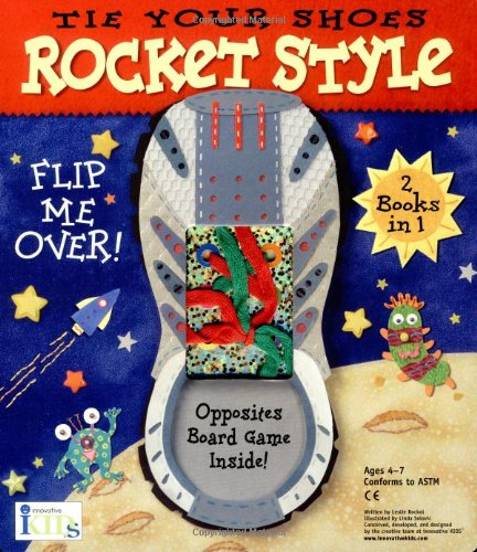 Tie Your Shoes: Rocket Style/Bunny Ears ()