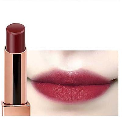 Lápiz labial Maquillaje, KanLin1986 Brillo Labial Metalizado con Brillo de Oro Lápiz labial duradero Herramienta de maquillaje de sombra de ojos H