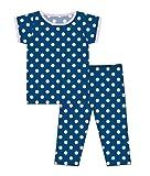 Kickee Pants Custom Print Short Sleeve Pajama Set